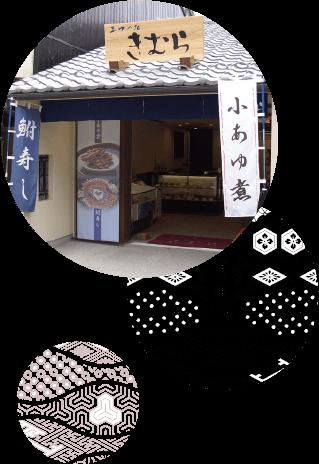 あゆの店きむら 長浜黒壁店イメージ画像大
