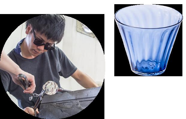 ガラス工芸イメージ画像