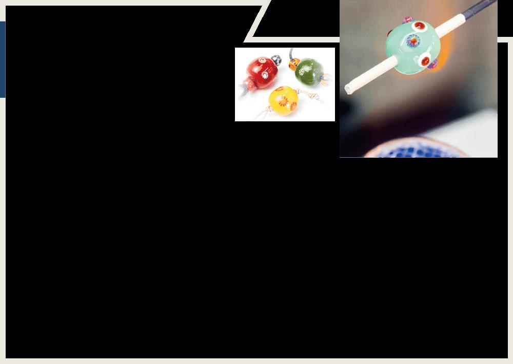 とんぼ玉体験教室枠画像