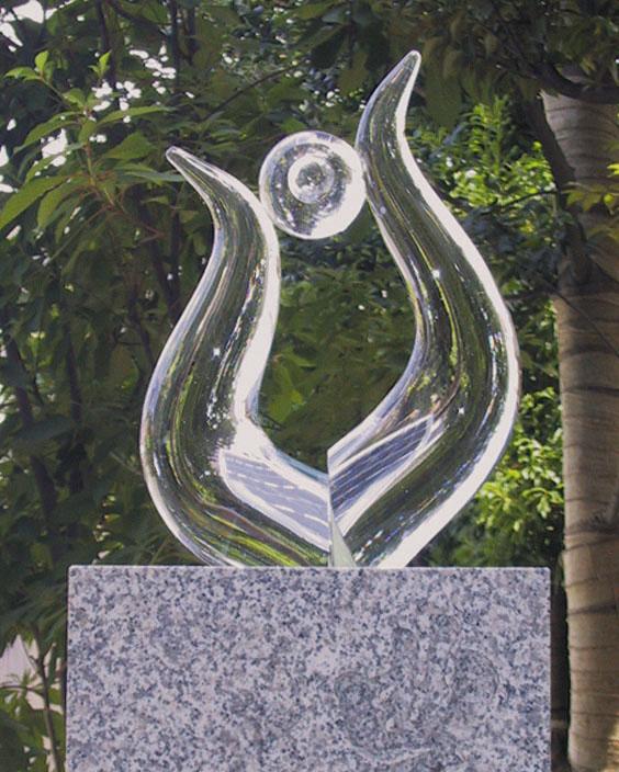 曳山博物館 モニュメント