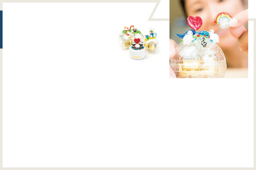 デコレーションオルゴール体験教室枠画像